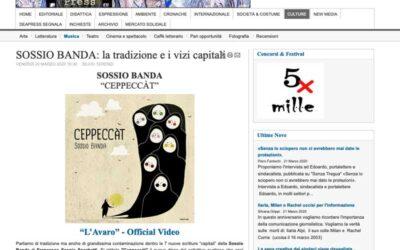 DEA PRESS: La tradizione e i vizi capitali