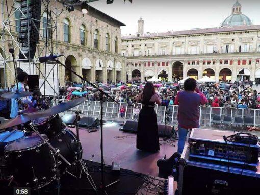 1 maggio 2018 Piazza Maggiore Bologna