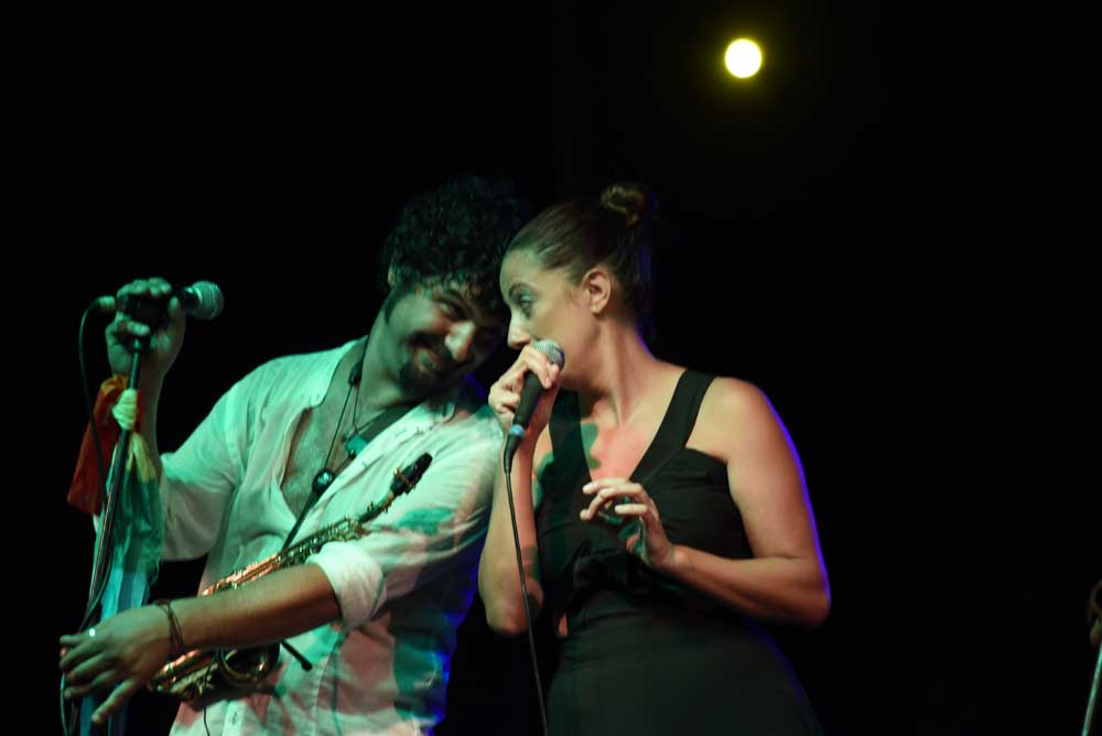 Loredana Savino e Francesco Sossio foto di ©AlessioFusco